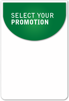 Select a promotion