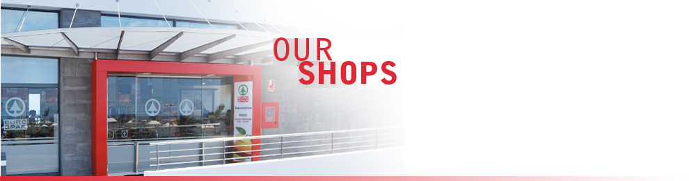 Our shops